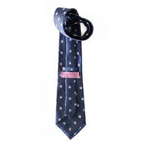 Vineyard Vines Accessories - Vineyard Vines All Silk Sports Club Crest Tie